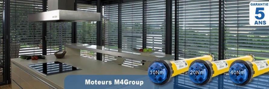 Moteurs M4 Group